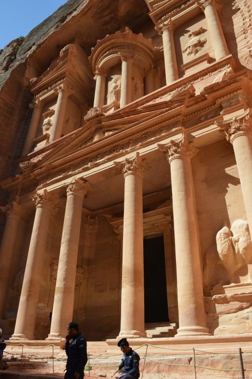 De schatkamer, Petra