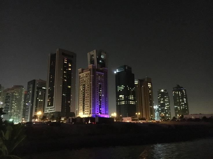 een deel van de skyline
