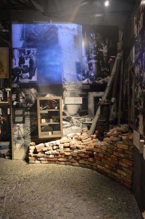 het Warsaw Rising Museum